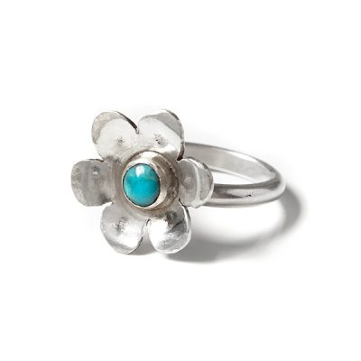 flower_turquoise_ring