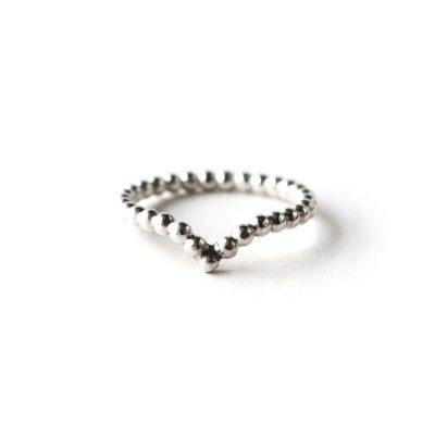 Bubble-Mini-V-Wisbone-Ring-