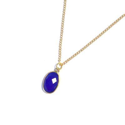 Matahina-Royal-Blue-Chalcedony-GP-Pendant-