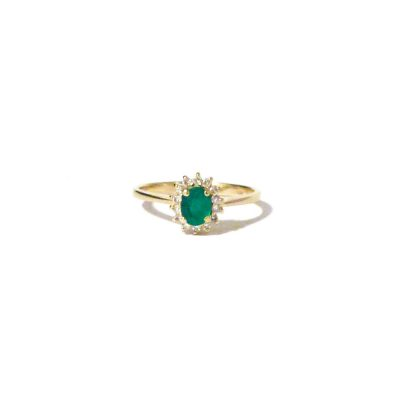 Treasures-Of-Old-Emerald-and-Diamond-Ring-