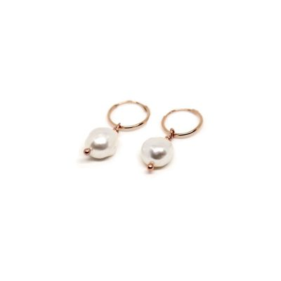 Baroque-Pearl-Rose-Gold-Hoops