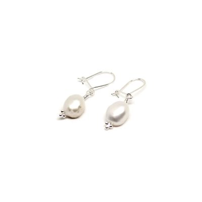 Baroque-Pearl-Sterling-Silver-Hooks-
